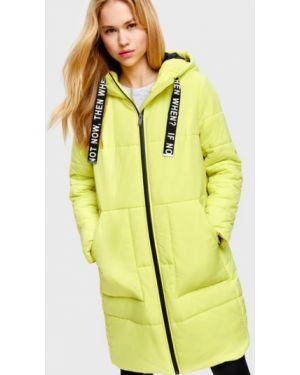 Пальто на молнии с принтом Ostin