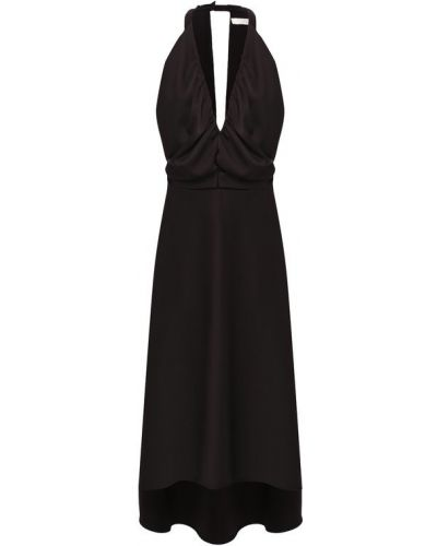 Платье миди из крепа Chloé