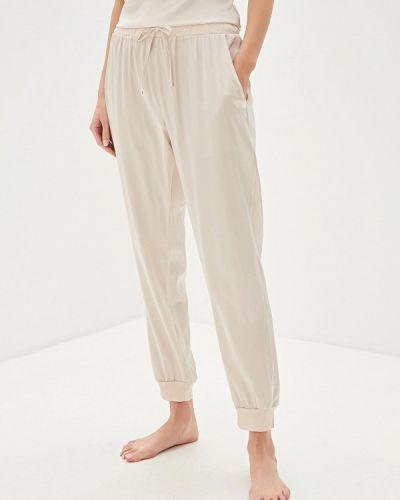 Домашние бежевые брюки Intimissimi
