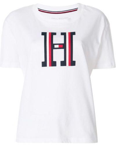 футболка с графическим принтом Tommy Hilfiger