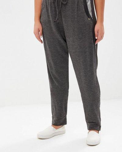 Серые спортивные брюки Kitana By Rinascimento