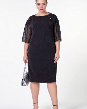 Облегающее платье платье-сарафан шифоновое Valentina