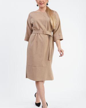 Платье с поясом с разрезами по бокам через плечо Lacywear