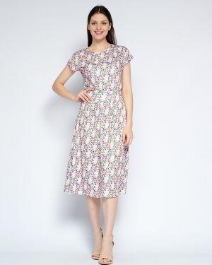 Платье миди с поясом платье-сарафан Fiato