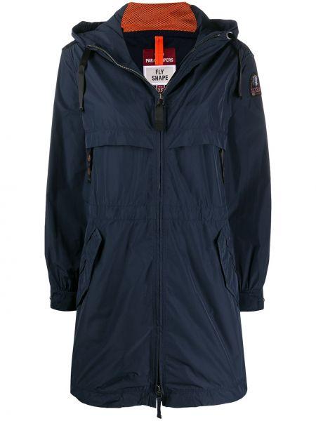 Коралловая длинное пальто Parajumpers