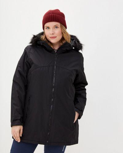Утепленная черная куртка Regatta