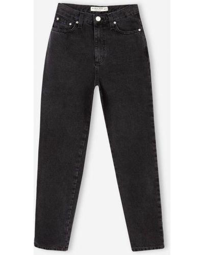 Серые джинсы свободного кроя Gloria Jeans