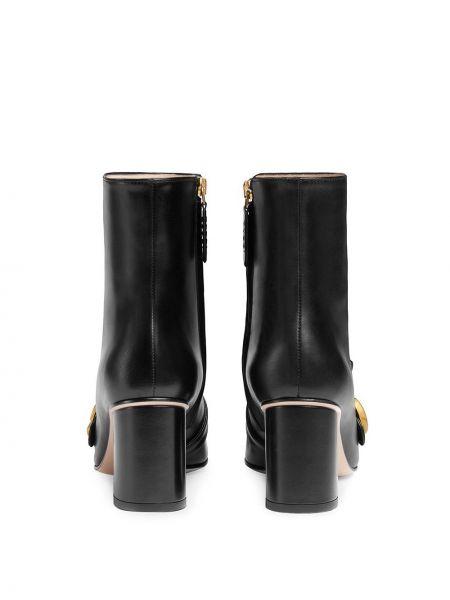 Buty czarne Gucci