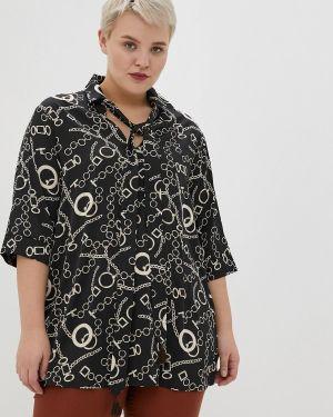 Блузка - черная Gorda Bella