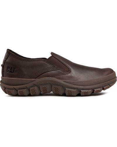 Туфли классические - коричневые Caterpillar