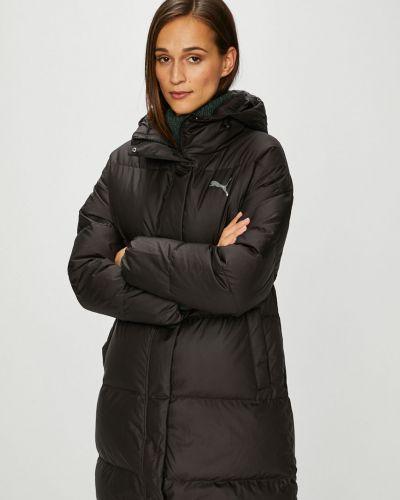 Куртка с капюшоном стеганая с карманами Puma