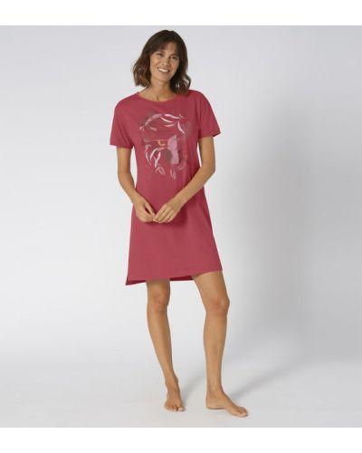 Różowa koszula nocna Triumph