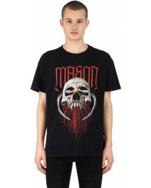 Czarny t-shirt oversize Mason By Joe Perez