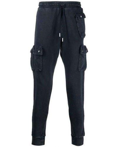 Niebieskie spodnie Diesel