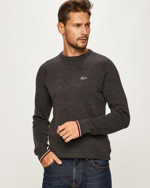 Sweter z wzorem z raglanowymi rękawami Tommy Hilfiger Tailored