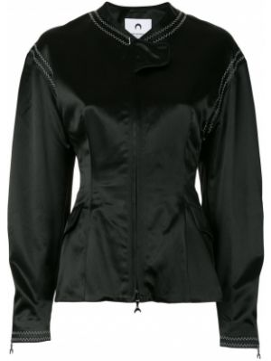 Куртка на молнии - черная Marine Serre