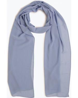 Niebieski etola elegancki Marie Lund