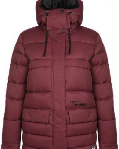 Куртка с капюшоном - красная Termit
