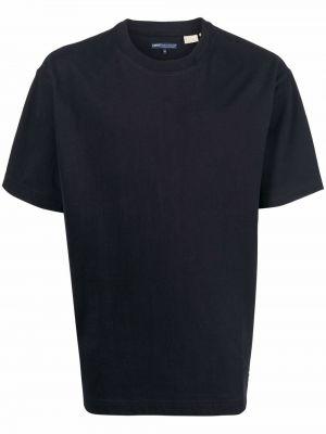 Синяя хлопковая футболка Levi's®  Made & Crafted™
