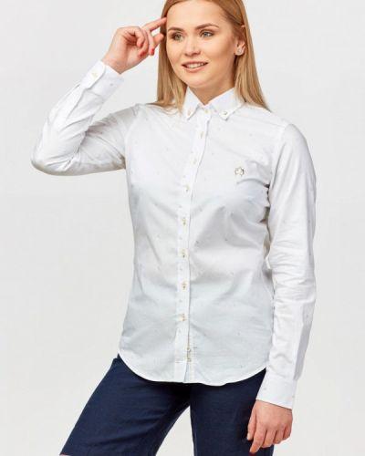Рубашка с длинным рукавом белая немецкая Campione