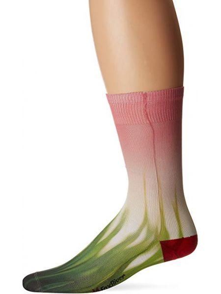 Спортивные носки - розовые Foxriver