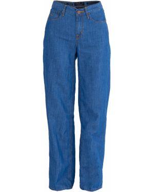Расклешенные джинсы с заклепками на пуговицах Jacob Cohen