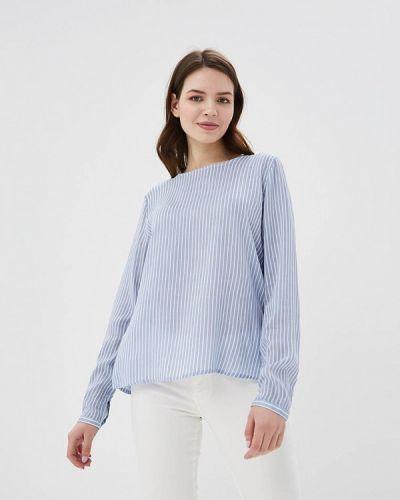 Голубая блузка Blendshe