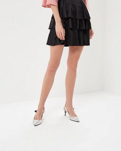 Юбка черная итальянский Phard