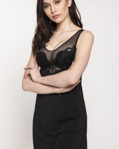 Рубашка черная с подкладкой Esotiq