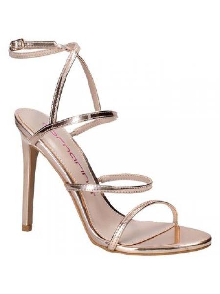 Różowe sandały Fornarina