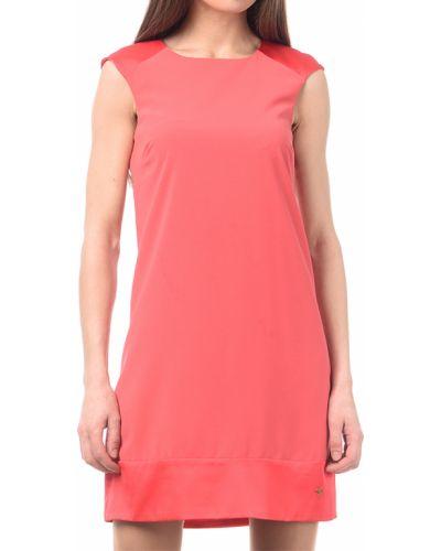 Платье весеннее красный Trussardi Jeans