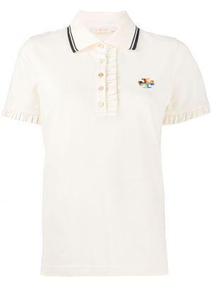Koszula z logo Tory Burch