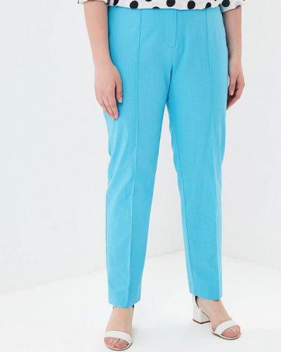 Бирюзовые брюки Kr