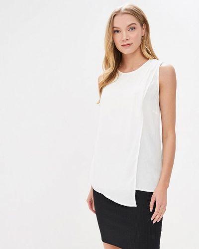 Белая блузка польская Top Secret