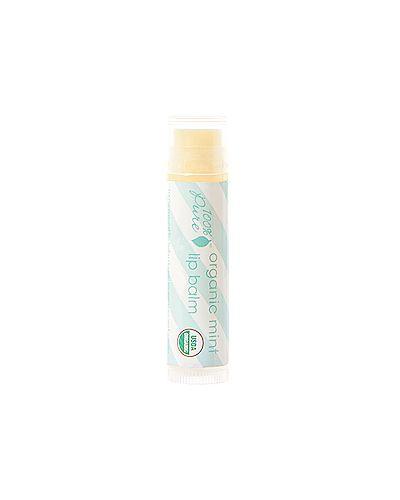 Бальзам для губ натуральный мягкий 100% Pure