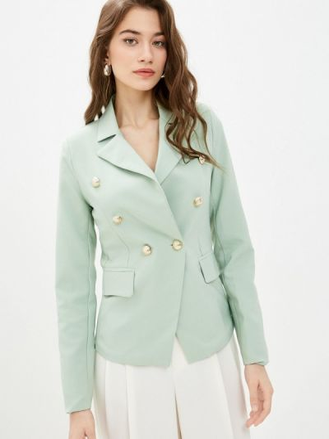 Бирюзовый пиджак Tantra