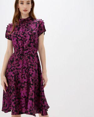 Фиолетовое платье Adl