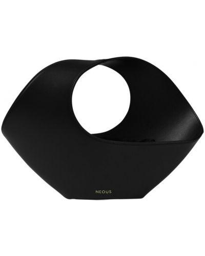 Czarna torebka Neous