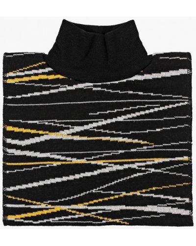 Черный шарф Kerry