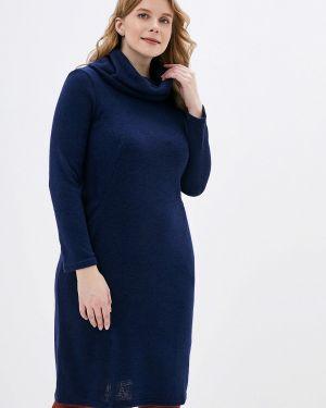 Платье вязаное осеннее Viserdi