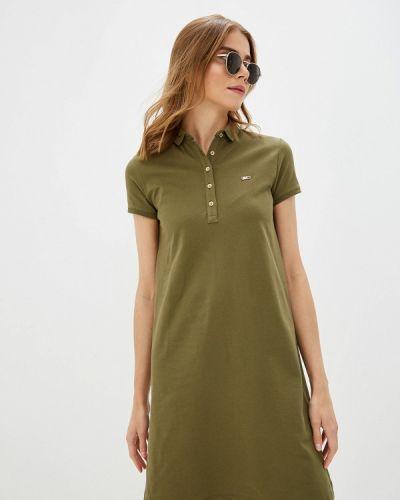 Платье футболка весеннее U.s. Polo Assn.