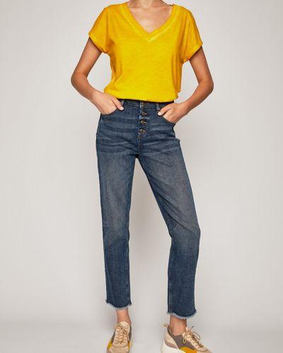 Прямые джинсы с карманами с нашивками Medicine