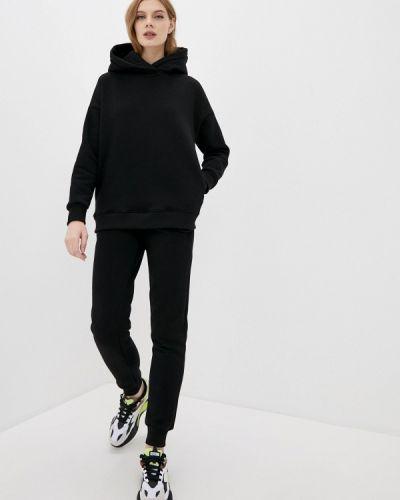 Костюмный черный спортивный костюм La Biali