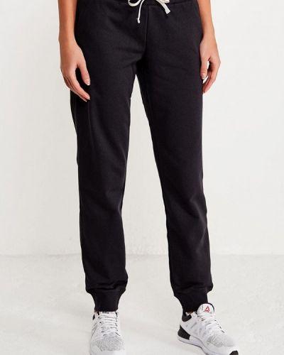 Черные спортивные брюки Reebok