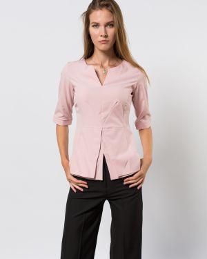 Блузка розовая H.t.h