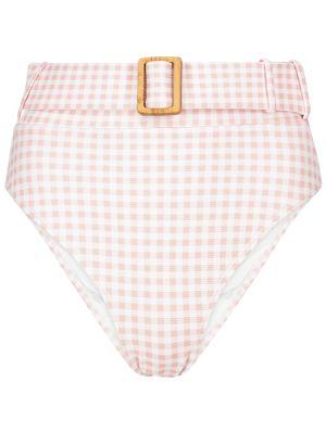 Różowy bikini vintage Alexandra Miro