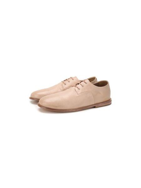 Дерби для обуви кожаные Marsèll