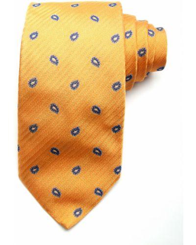 Желтый галстук Gallieni
