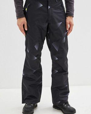 Горнолыжные брюки черные Icepeak