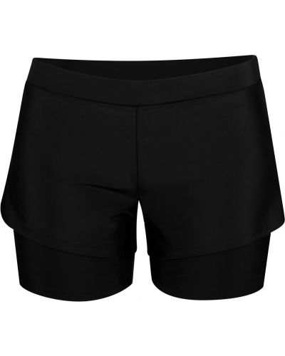 Купальные черные шорты Bonprix